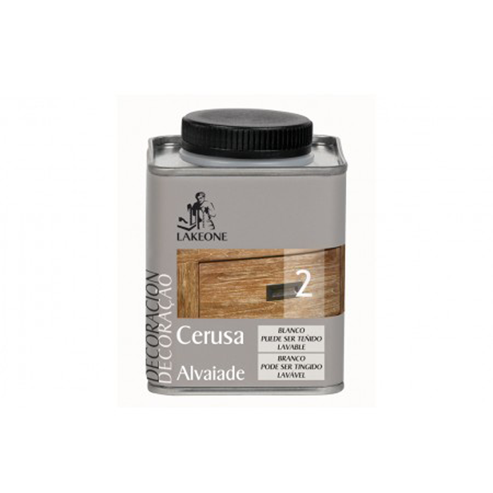 2 CERUSA LAKEONE 350 ML.