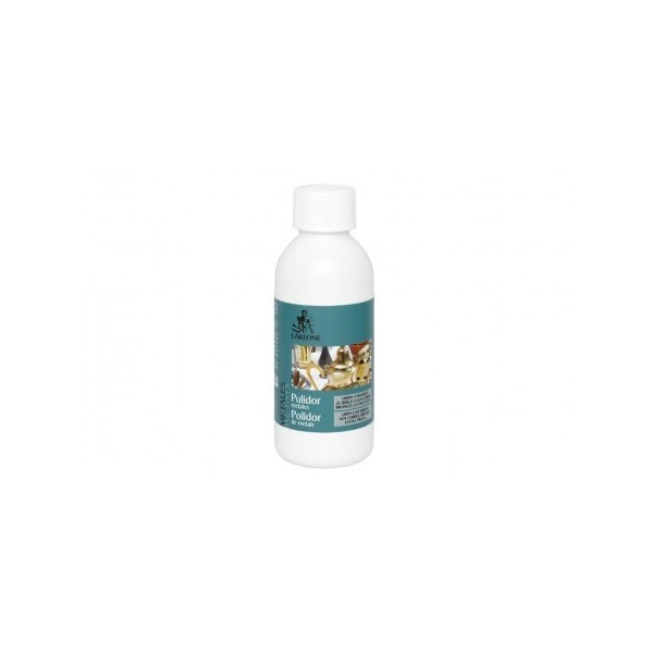 PULIDOR ABRILLANTADOR METALES LAKEONE 250 ML.