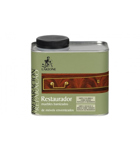 RESTAURADOR DE MUEBLES BARNIZADOS LAKEONE 450 ML.